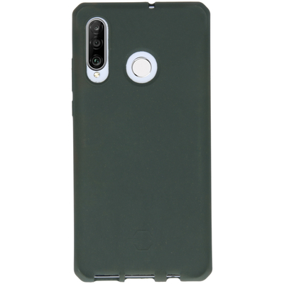 ITSKINS Feronia Bio Backcover Huawei P30 Lite - Groen - Groen / Green Mobile phone case