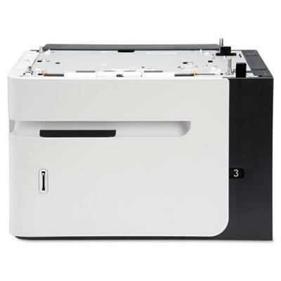 Hp papierlade: LaserJet LaserJet 1500-sheet High-capacity Input Tray