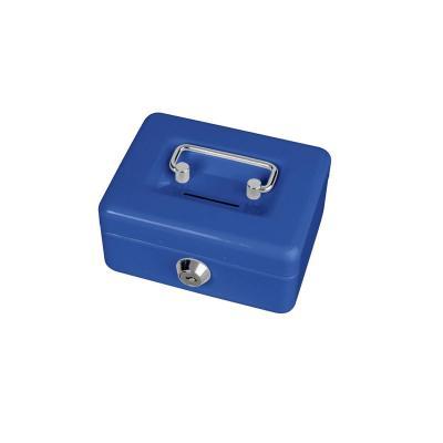 MAUL 12.5 x 9.5 x 6.0 cm Geldkist - Blauw