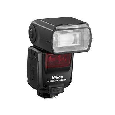Nikon camera flitser: SB-5000 - Zwart