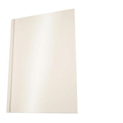 5star binding cover: Thermische omslagen 9 mm Ivoor