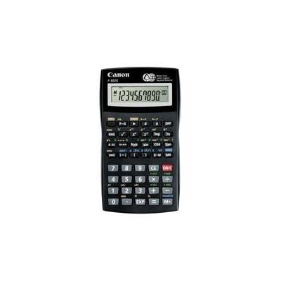 Canon calculator: F-502G - Zwart