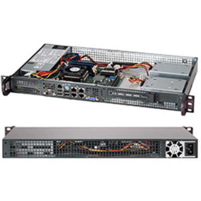 Supermicro CSE-505-203B Server barebone