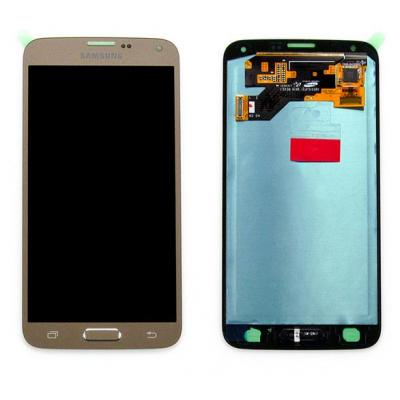 Samsung mobile phone spare part: GH97-17787B - Goud