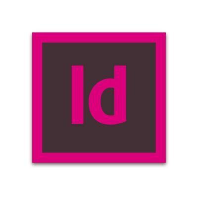 Adobe software licentie: InDesign CC