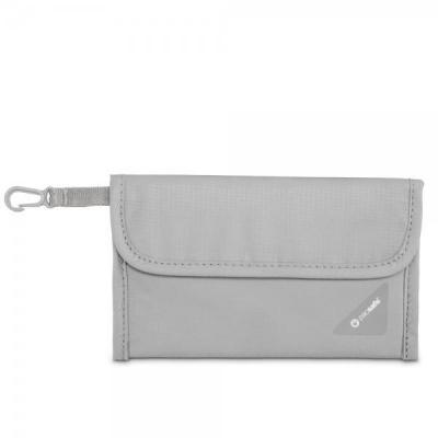 Pacsafe portemonnee: Coversafe V50 - Grijs