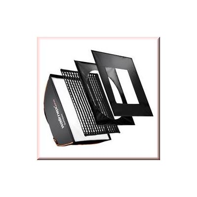 Walimex softbox: pro SB PLUS OL 50x70cm Balcar - Zwart, Wit