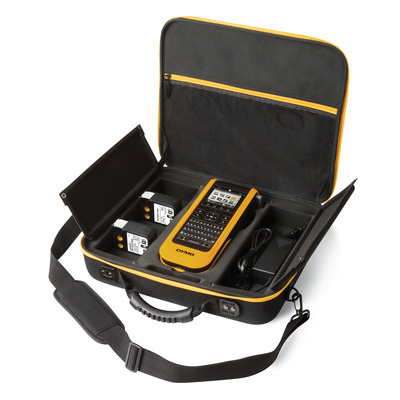 DYMO labelprinter: XTL 300 Kit - Zwart, Geel, AZERTY