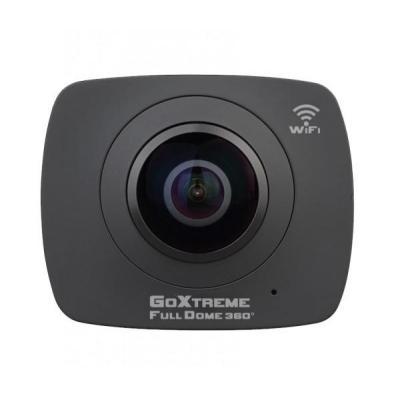 Easypix actiesport camera: GoXtreme FullDome 360° Panorama & VR - Zwart