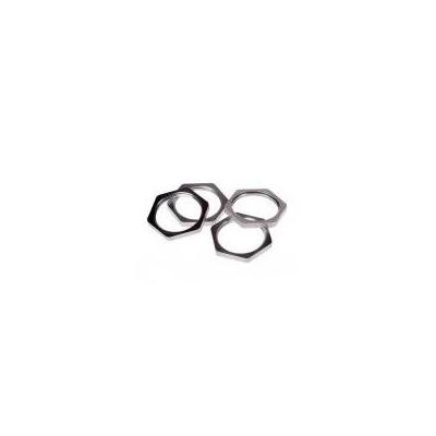 "Axis Nuts, 3/4"", 4pcs, Metallic Camera-ophangaccessoire"
