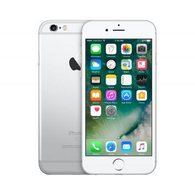 2nd by renewd smartphone: iPhone 6S Plus - Zilver 64GB (Refurbished ZG)