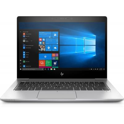 Hp laptop: EliteBook 735 G5 + USB-C Dock G4 - Zilver