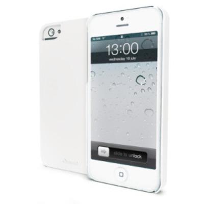 Muvit iGum Case iPhone 5 Mobile phone case - Wit