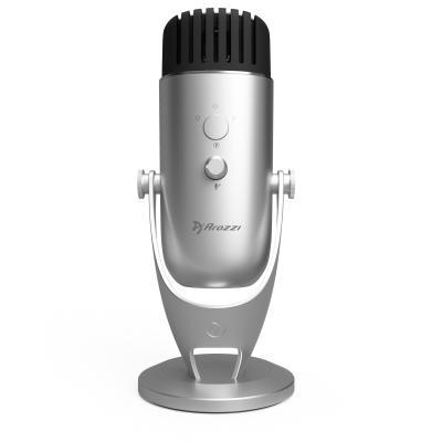 Arozzi microfoon: Arozzi, Colonna Microphone - Zilver