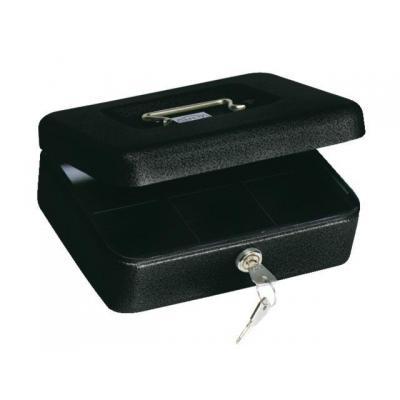 Beaumont geldkist: Cashbox 42 black - Zwart
