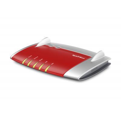 AVM wireless router: FRITZ!Box 4040 International - Rood