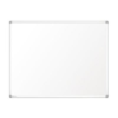Nobo whiteboard: Prestige Whiteboard (1200x1000) van email met aluminium lijst, magnetisch - Wit