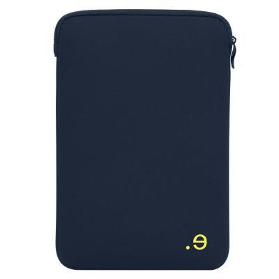 Be.ez laptoptas: LA robe Air Chic Marine - Blauw, Geel