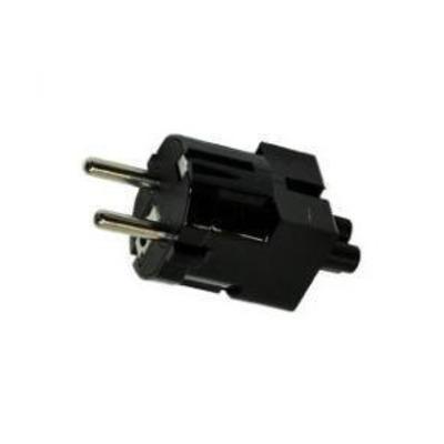HP Duck Head Power Adapter Stekker-adapter - Zwart