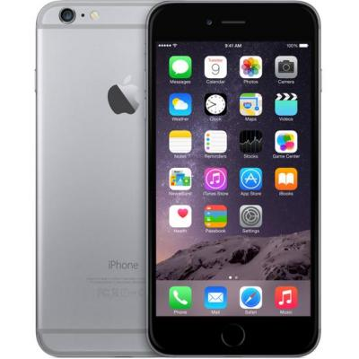 Apple smartphone: iPhone 6 Plus 16GB Space Gray - Grijs (Approved Selection Budget Refurbished)