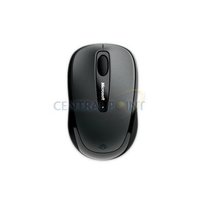 Microsoft Computermuis: WRLS MOBILE MOUSE 3500 USB GREY