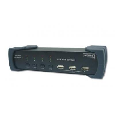 Digitus DC-12201-1 KVM switch