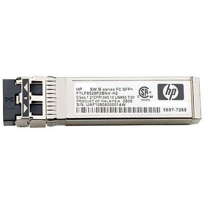 Hewlett Packard Enterprise 16GB SFP+ Netwerk tranceiver module - Aluminium
