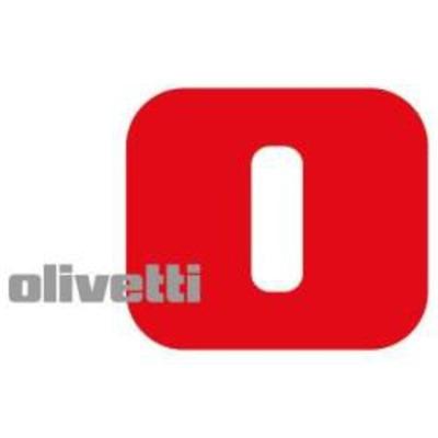 Olivetti B0593 - Cartridge, 2.000 pages, Black Toner - Zwart