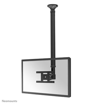 Neomounts by Newstar monitor plafondsteun TV standaard - Zwart