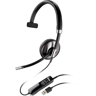 Plantronics headset: Blackwire C710-M - Zwart