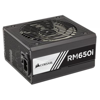 Corsair RM650i Power supply unit - Zwart