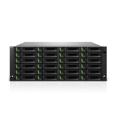 Qsan Technology XCubeSAN XS1224D NAS - Zwart