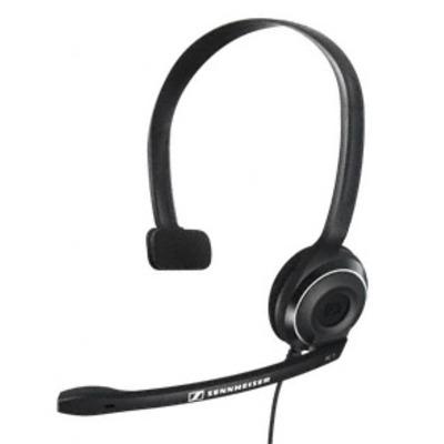 Sennheiser PC 7 USB Headset - Zwart