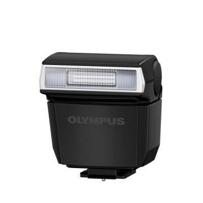 Olympus camera flitser: FL-LM3 - Zwart