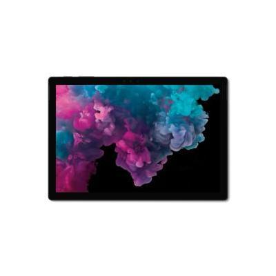 Microsoft tablet: Surface Pro 6 - Zwart