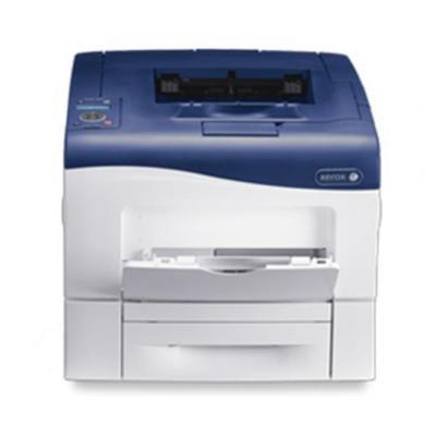 Xerox laserprinter: Phaser 6600 DN  Dubbelzijdige printer  - Blauw, Wit
