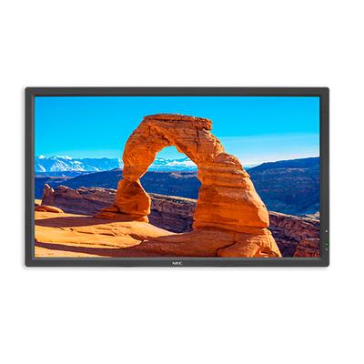 NEC MultiSync V323-2 PG Public display - Zwart