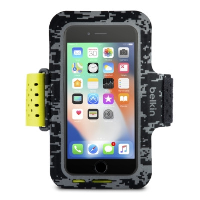 Belkin F8W843BTC00 Mobile phone case - Zwart, Geel