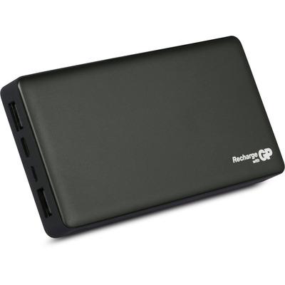 GP Batteries Portable PowerBank MP15MA Powerbank - Zwart