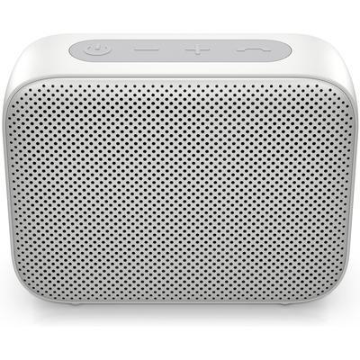 HP zilveren Bluetooth-speaker 350 Draagbare luidspreker