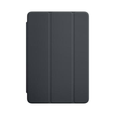 Apple tablet case: iPad mini 4 Smart Cover - Houtskoolgrijs - Grijs, Kolen