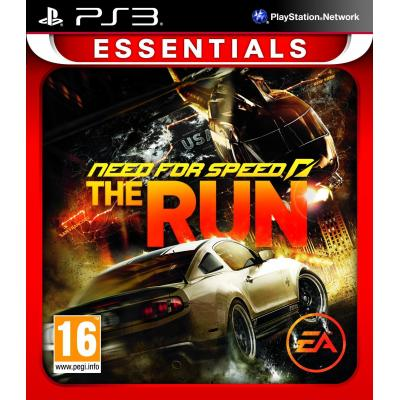 Electronic arts game: Need for Speed: The Run Essentials, PS3