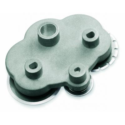 Rexel papier-knipper access: 3-in-1 Reservemes voor A500 Serie - Grijs