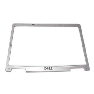 Dell notebook reserve-onderdeel: LCD Bezel, Silver - Zilver