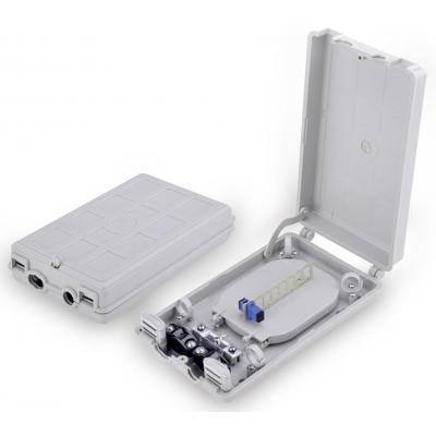 Assmann electronic fiber optic adapter: Professional Fiber Optic Distribution Box for 8x SC Simplex