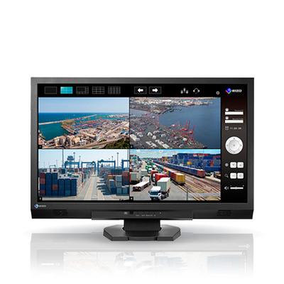 EIZO DuraVision FDF2306W Monitor - Zwart