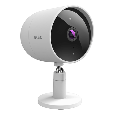 D-Link Full HD Outdoor Wi‑Fi Camera DCS‑8302LH Beveiligingscamera - Wit