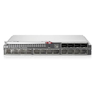 Hewlett Packard Enterprise HP 10GbE Ethernet Pass-Thru Module for c-Class BladeSystem Netwerk .....