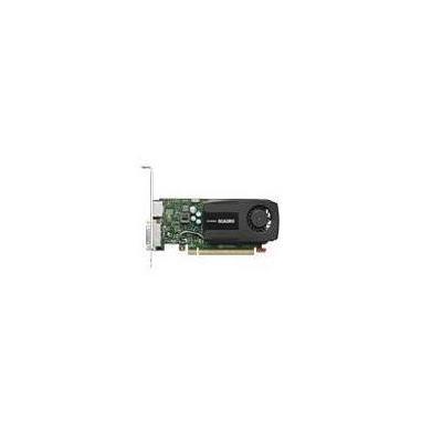 Lenovo NVIDIA Quadro K420, 1 GB DDR3, DisplayPort, 2x DVI-I, 120 g videokaart - Zwart