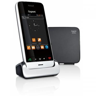 Gigaset dect telefoon: SL930A - Zwart
